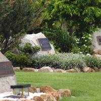 Family rock gardens