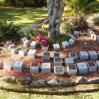 Sandstone Garden Memorial