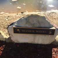Tranquil Waters Memorial